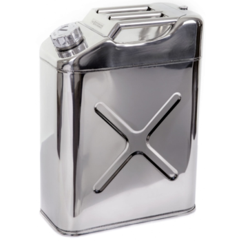 new-stainless-steel-20-litre-5.28-us-gal-jerry-can-with-screw-top-spout-included-332-p